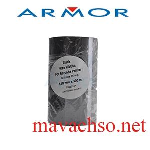 Mực in mã vạch wax armor awr8