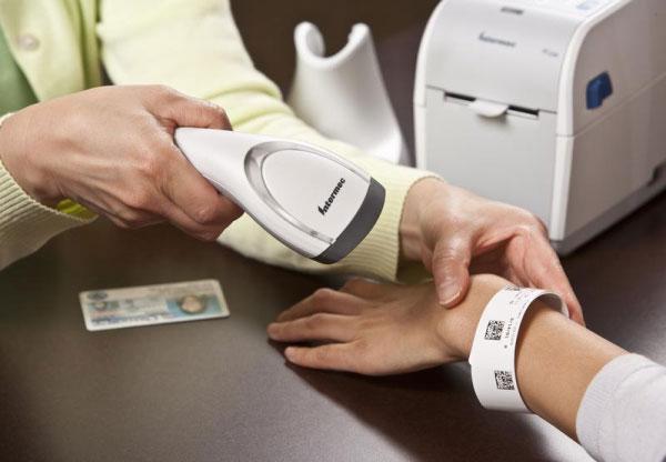 mã vạch quản lý bệnh nhân