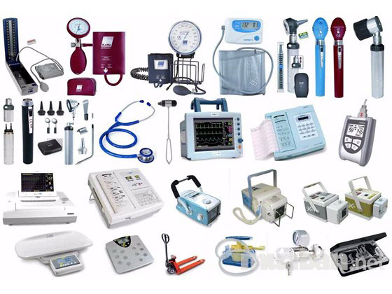 máy móc y tế
